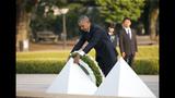 Sympathy for victims but no apology as Obama makes historic Hiroshima visit