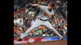 Orioles set series strikeout record in 4-2 loss in Houston
