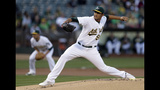 Manaea throws 6 solid innings in A's 4-1 loss to Tigers