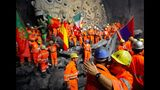 Swiss mark opening of world's longest and deepest rail tunnel