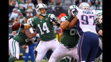 Report: Jets' offer to Ryan Fitzpatrick for three years, $12 million…