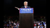 Donald Trump tells Californians there is no drought