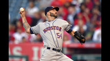 Trout, Pujols lift Angels to 7-2 win over Astros