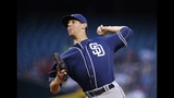 Rough day for Arizona hurlers as D'backs fall to Padres 10-3