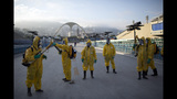 UN health agency rejects Rio Olympics postponement call