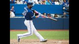 Pedroia leads Red Sox past Blue Jays 5-3 in 11