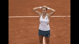 American Shelby Rogers has breakthrough win, reaches QF