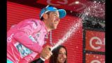 Nibali wins 2nd Giro d'Italia title and 4th Grand Tour