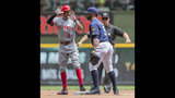 Reds road rally falls short in 5-4 loss to Brewers