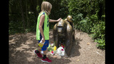 Vigil held for gorilla who was shot after boy fell in zoo enclosure