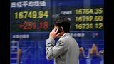 Global stocks edge higher