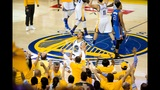 Warriors take Game 7 over Thunder, secure NBA Finals rematch