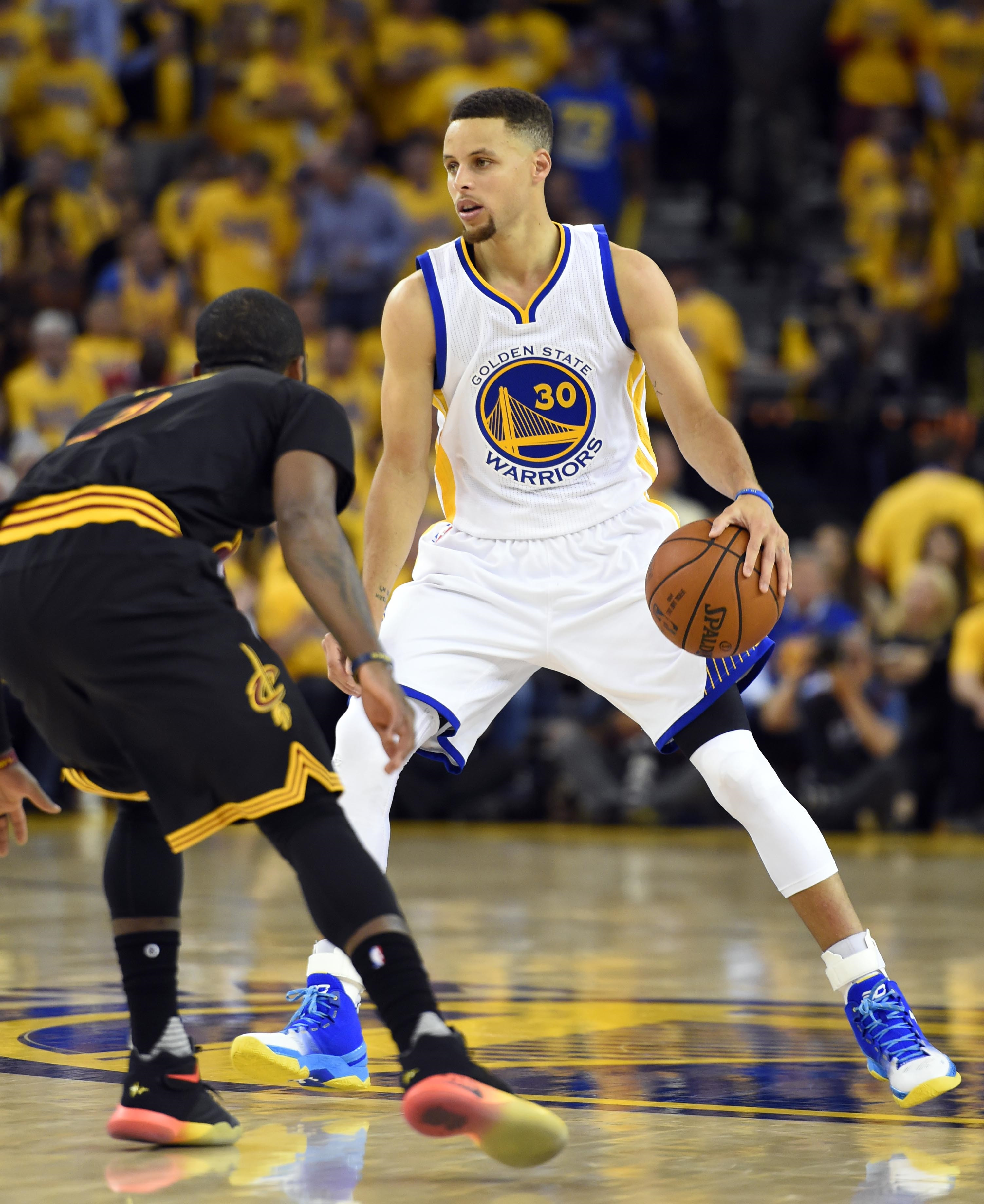 Amick: Steph Curry's status as NBA's best on the line | ABC10.com