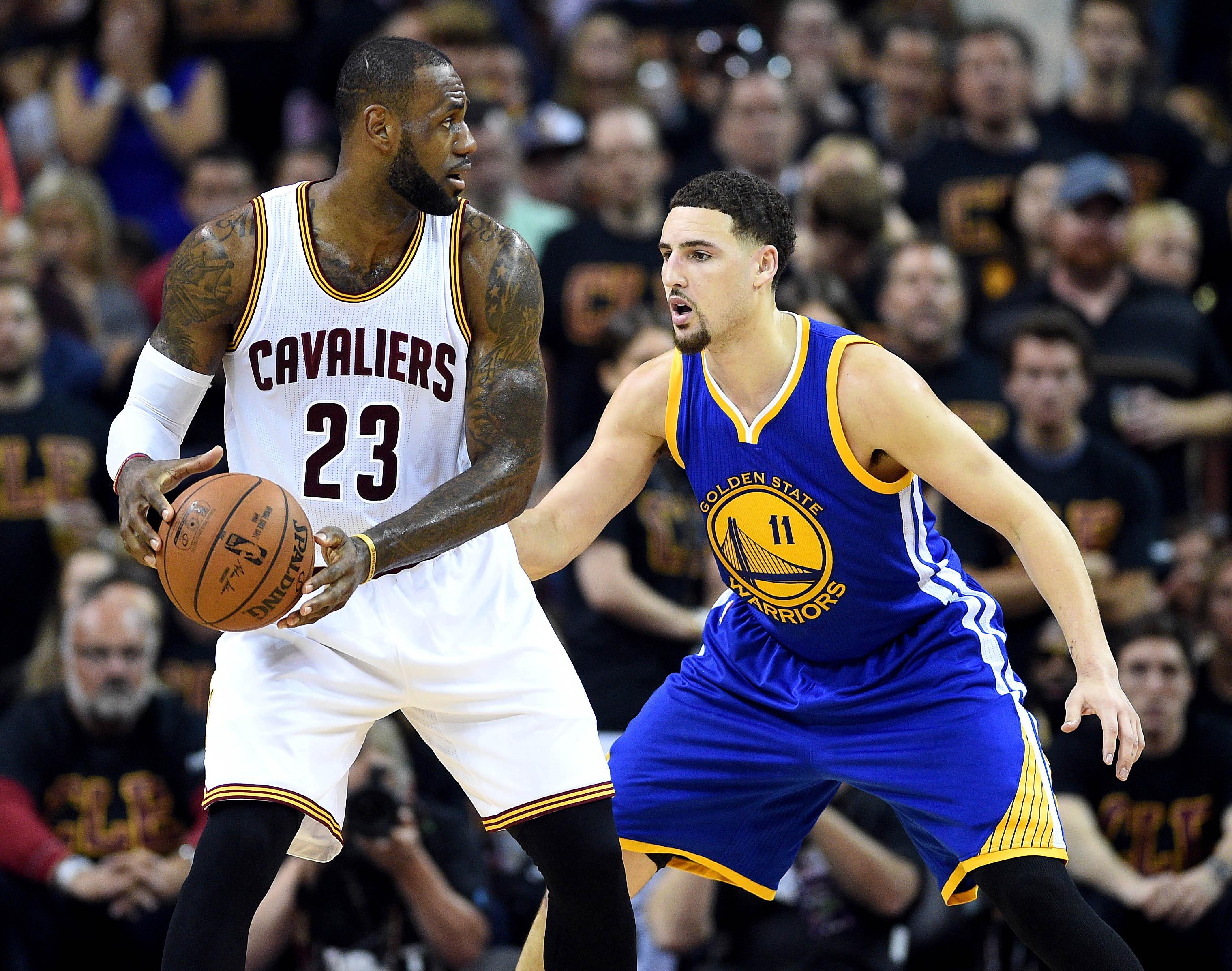 11alive.com | Warriors vs. Cavaliers Game 7: Who wins NBA ...
