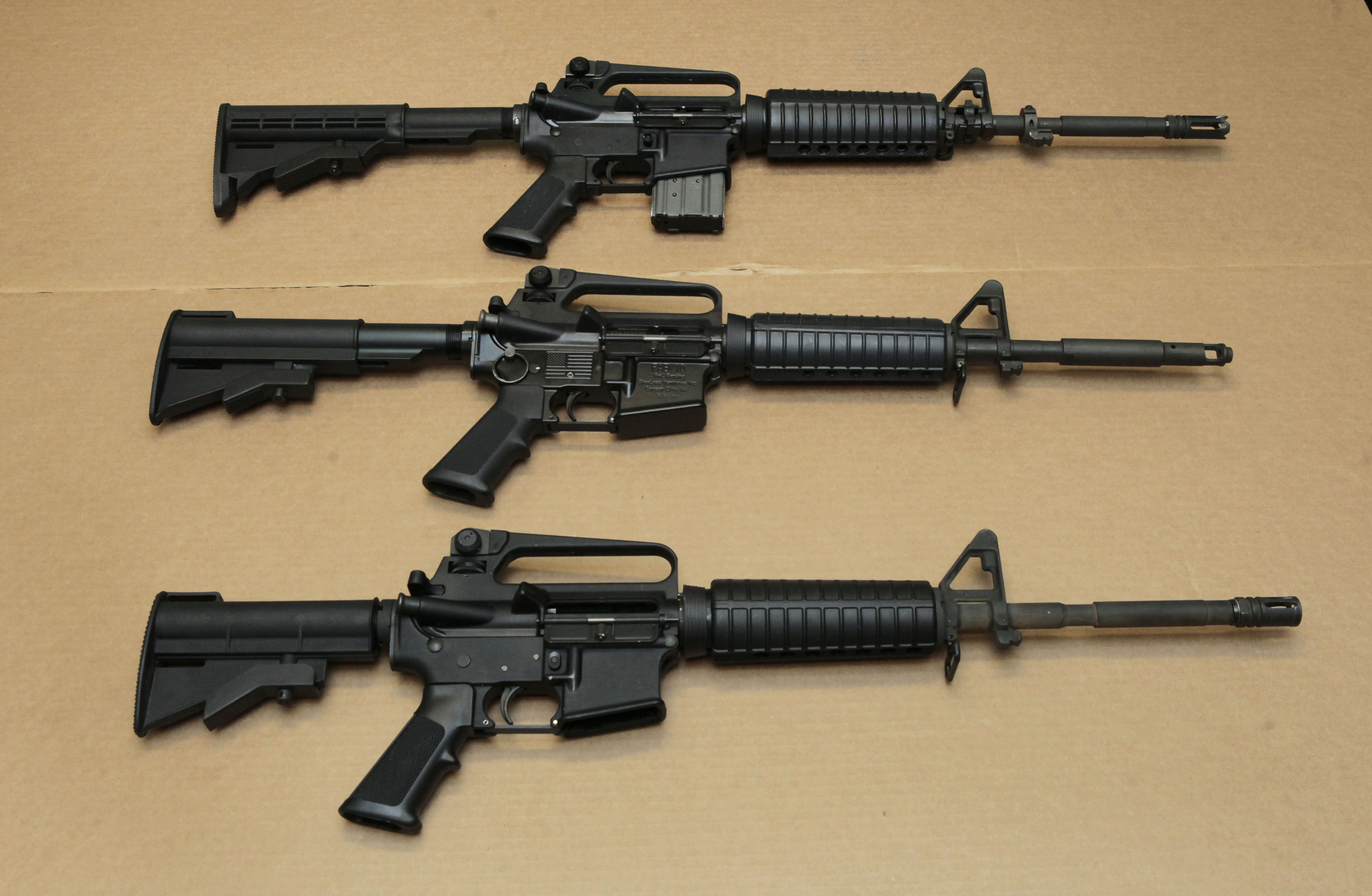 Oregon initiative would ban assault weapons, require owners to surrender certain guns