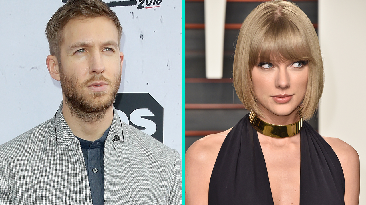 Calvin Harris Breaks His Silence About His Breakup with Taylor Swift