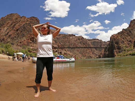 grand canyon single jewish girls Experience the ultimate grand canyon rafting trips aboard western river expeditions' patented j-rig raft there is no better way to explore grand canyon.