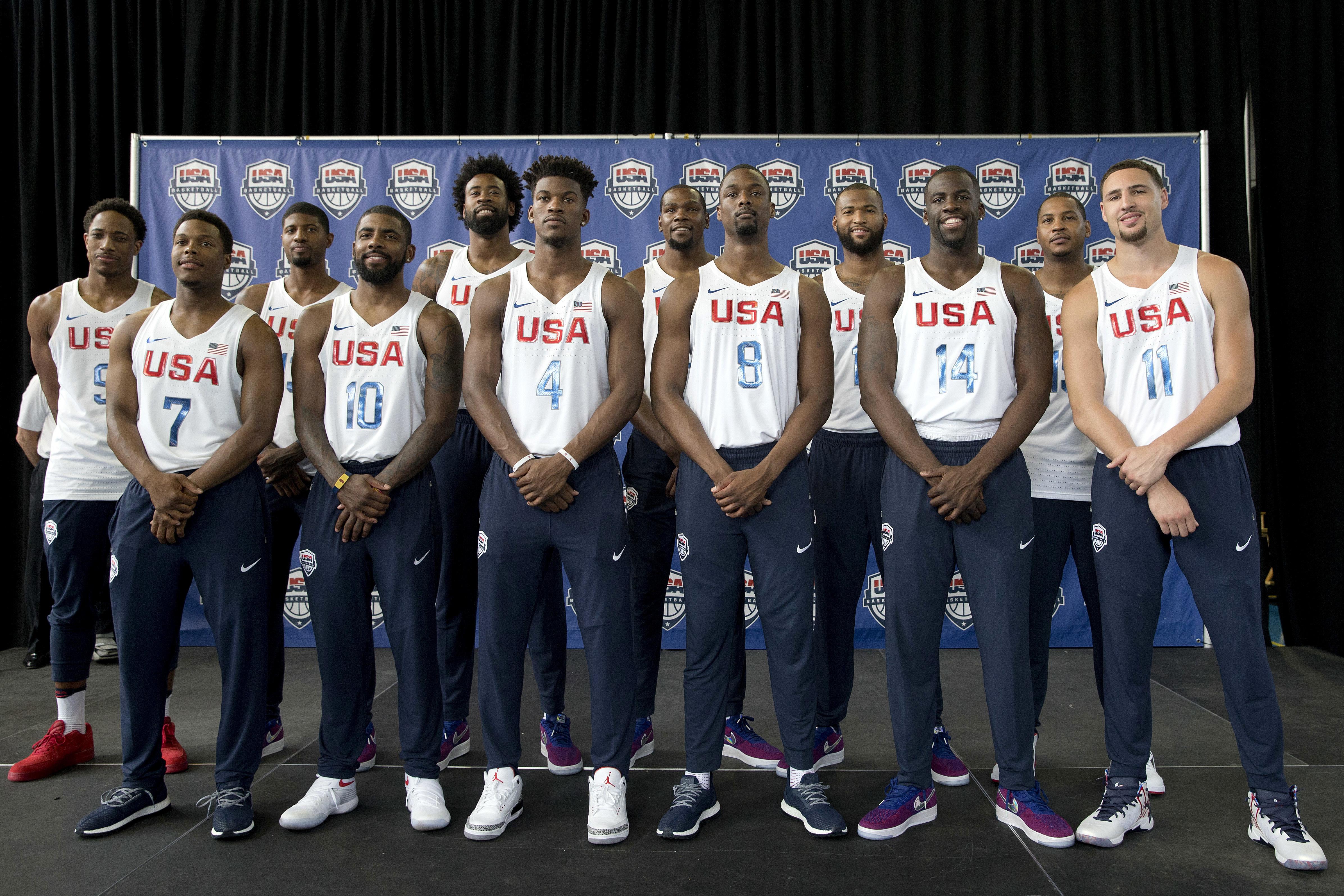 Usa Basketball Is Still Olympics Best Team Wwltv Com
