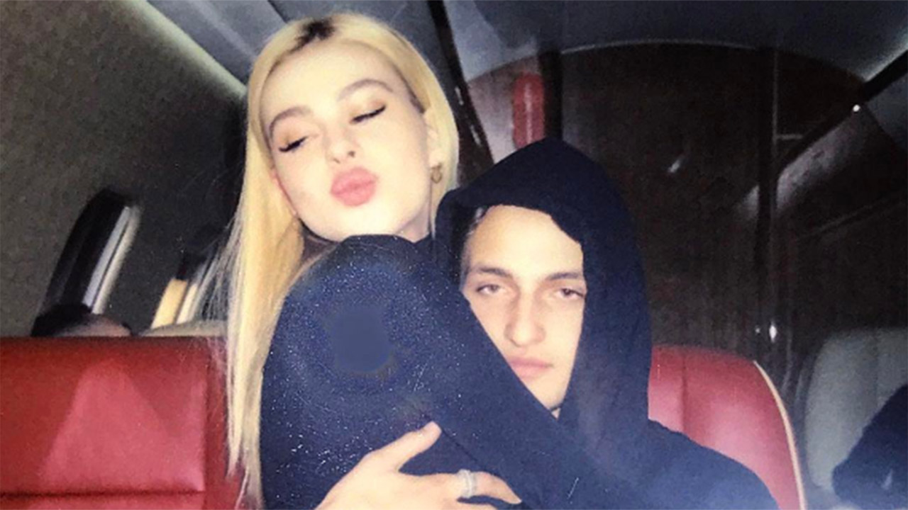 9news Com Anwar Hadid S Girlfriend Nicola Peltz Gushes
