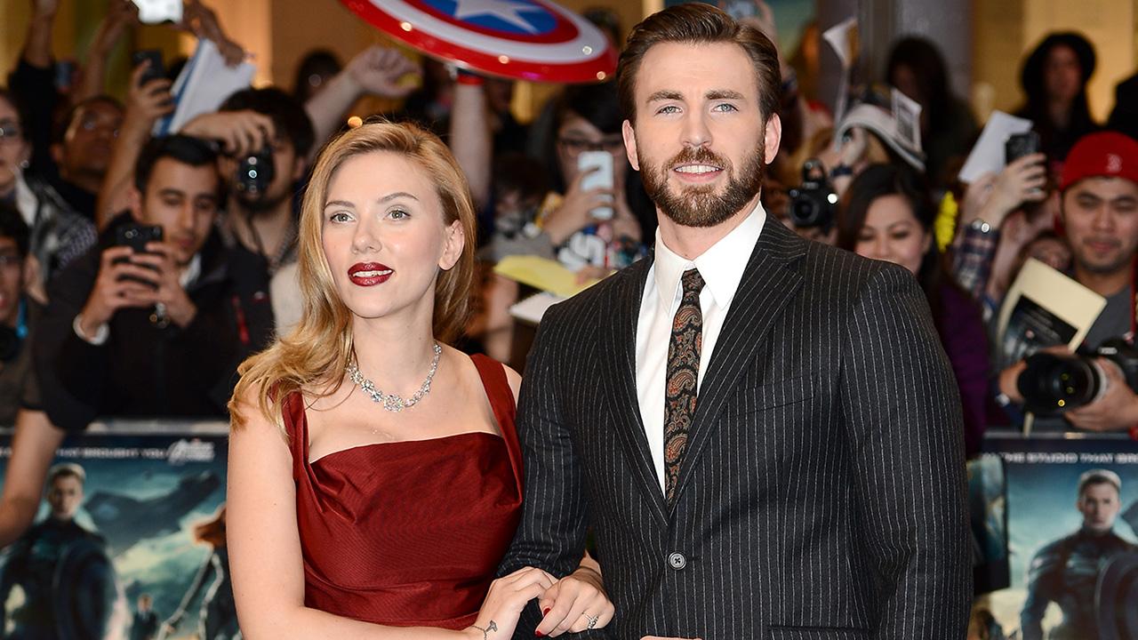 Scarlett Johansson Chris Evans Kate Mckinnon And More To Present At Oscars Whas11 Com