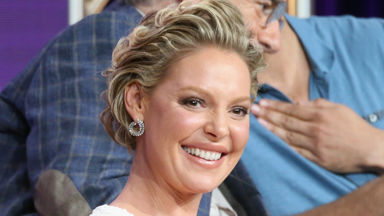 Katherine Heigl Shares Super Cute 'Impromptu Family Pic ...