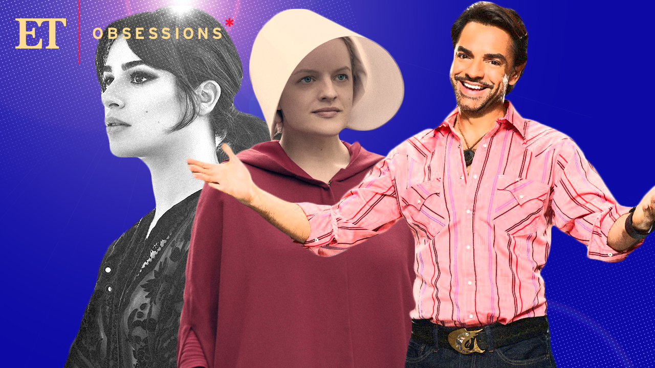 Et Obsessions: 'the Handmaid's Tale,' 'how To Be A Latin Lover' And  'places' By Lea Michele  9news