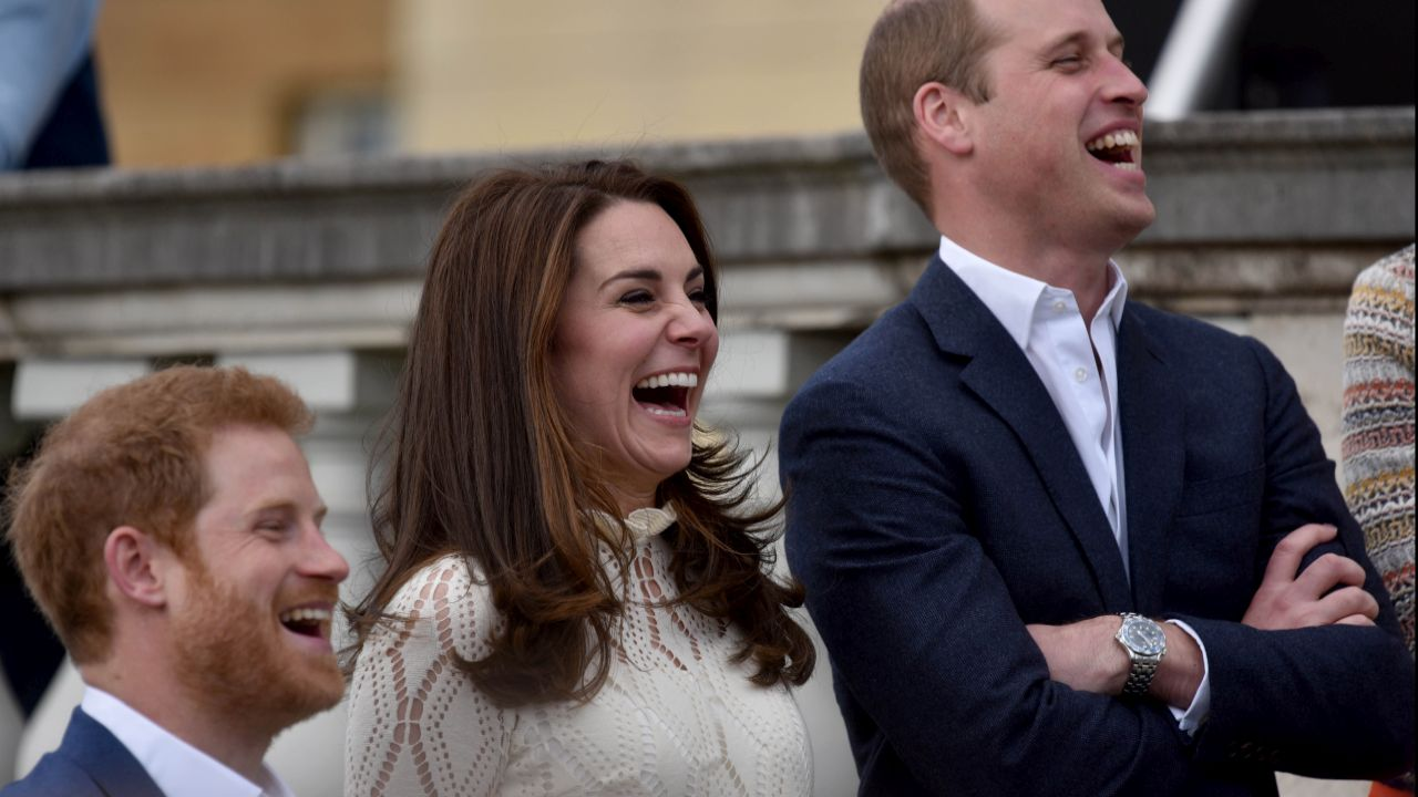 Prince William Prince Harry And Kate