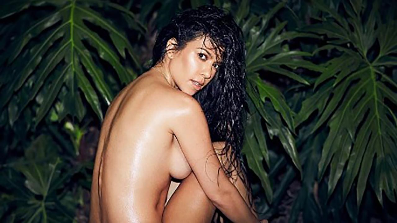 nude girl from costarica