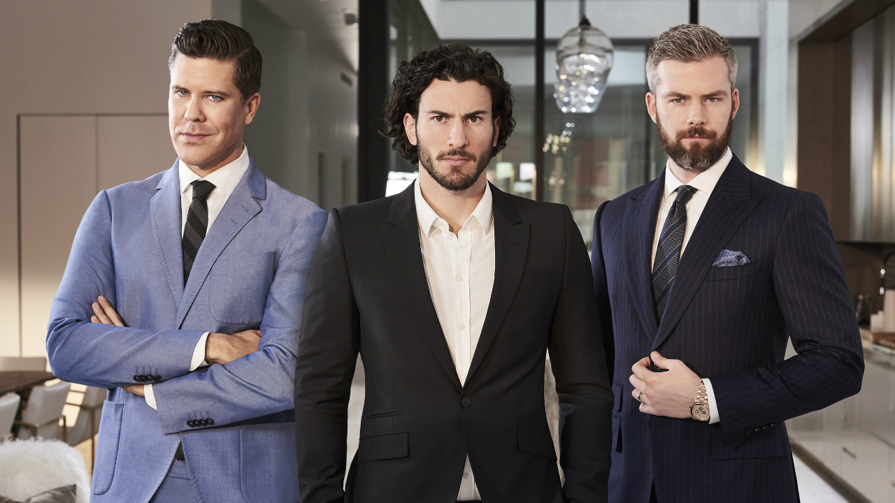 who is ryan from million dollar listing new york dating It's season 5 of million dollar listing new york, where three brokers, fredrik eklund, luis ortiz, and ryan serhant, show the world what it takes to sell high-priced new york city apartments check in each week for recaps by angela bunt.
