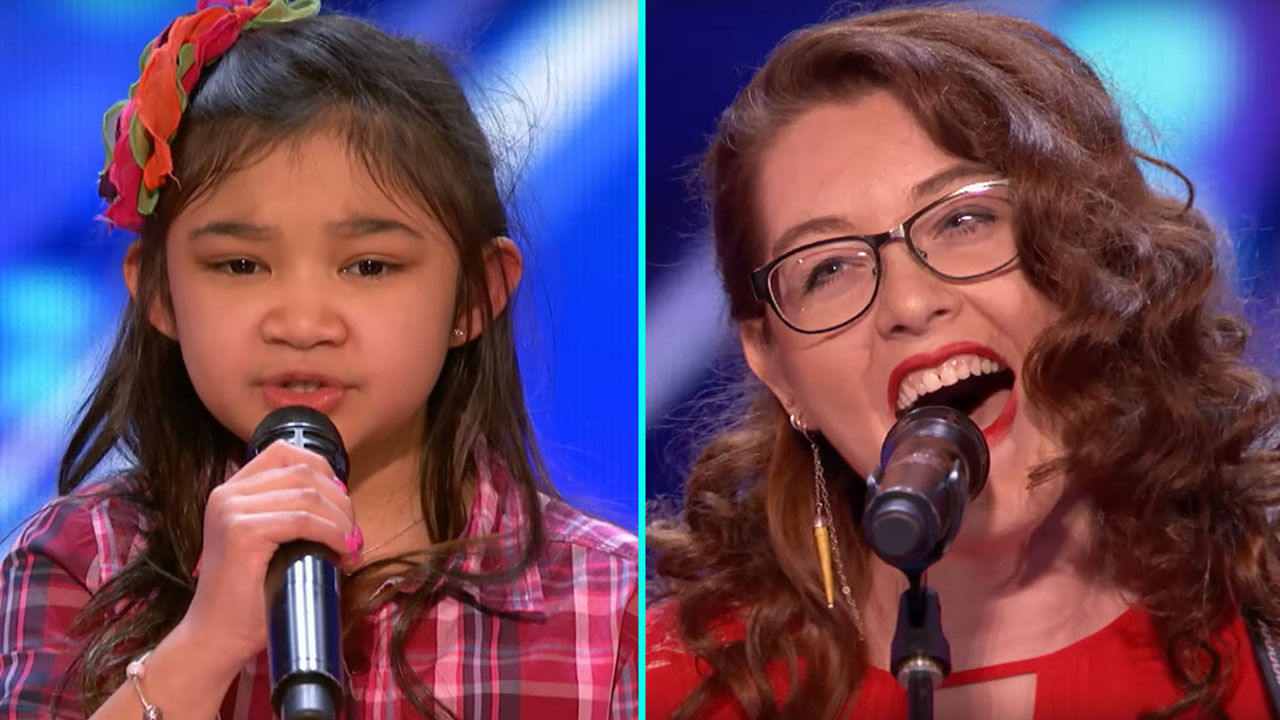 Americas got talent 2017 on hulu -  America S Got Talent Two Inspirational Singers Steal The Show And One Gets The Golden Buzzer 9news Com