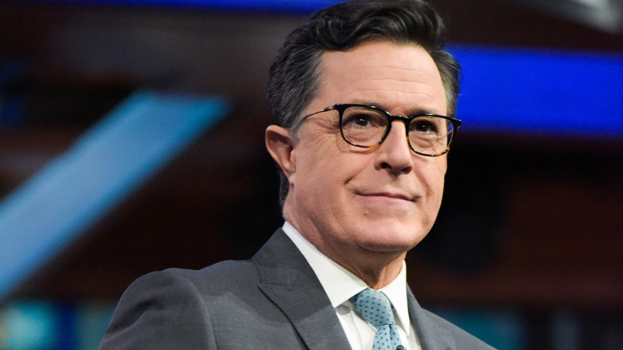 Stephen Colbert Says He's 'considering A Run For President In 2020' Wusa9