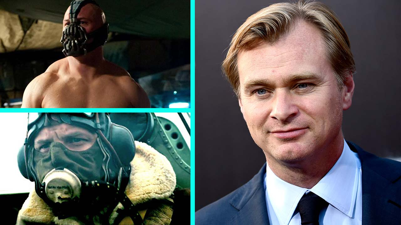 Christopher Nolan Reveals Why He Keeps Covering Tom Hardy S Face In His Films He Has A Unique Wusa9 Com