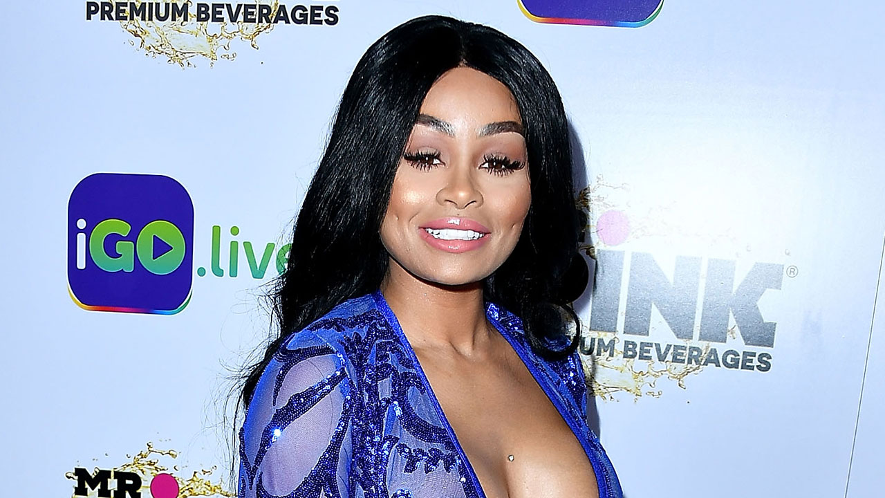 exclusive: blac chyna is 'feeling good' on first red carpet since
