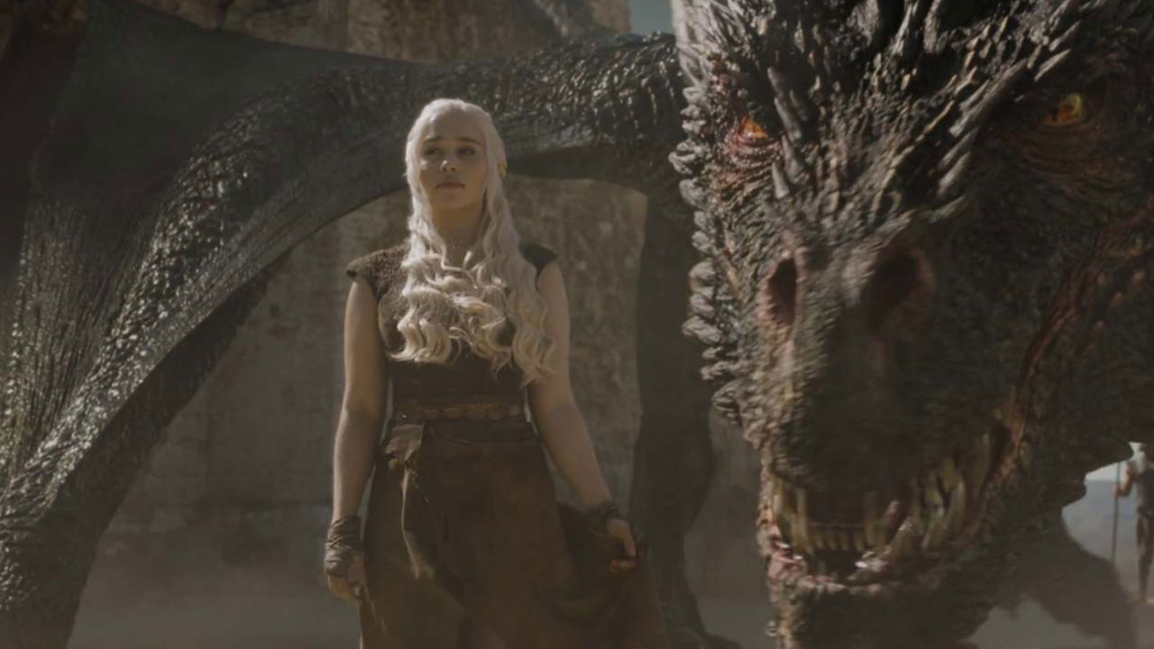 'Game of Thrones': Daenerys Unleashes Her Dragons in Most ...