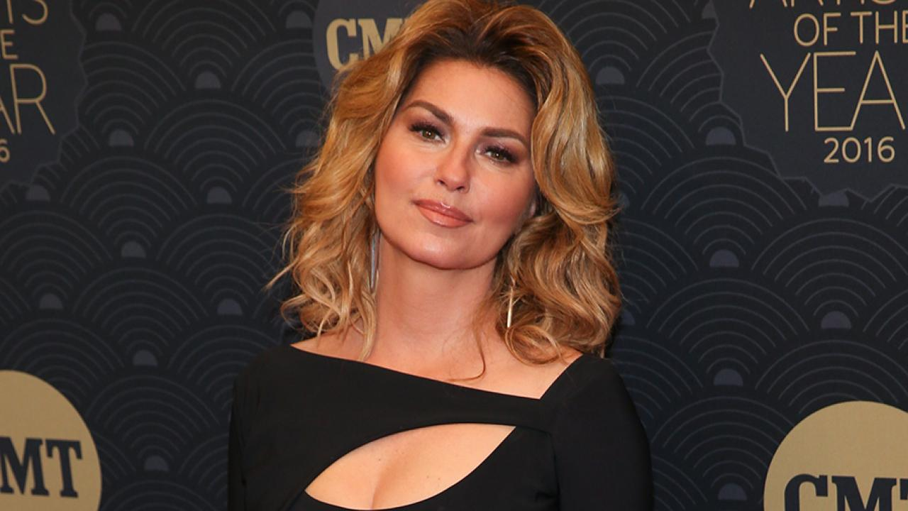 Shania Twain Reveals The Reason She Used Brad Pitt S Name In That Don T Impress Me Much Kare11 Com